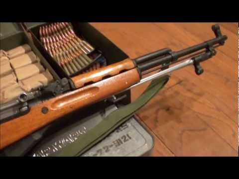 Shooters' Favorites - The 7.62x39 Cartridge And The SKS
