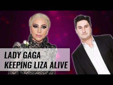Lady Gaga Wants To Preserve Liza Minnelli's Fashion   Naughty But Nice