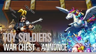 Toy Soldiers War Chest - Trailer D'annonce