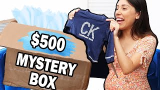 MY SISTER SENT ME A $500 *BABY* MYSTERY BOX!