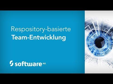 Repository-basierte Team-Entwicklung