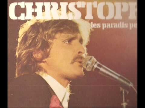 Christophe – belle
