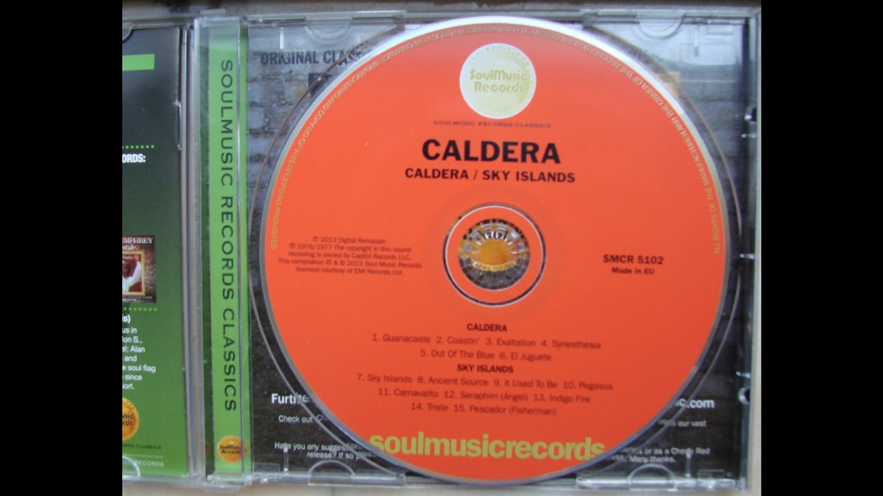 Caldera - Sky Islands (track 04)
