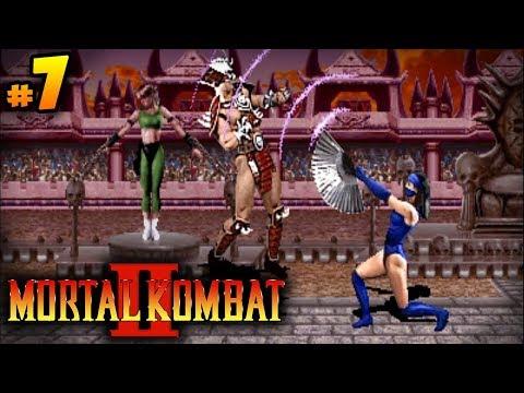 Mortal Kombat 2 (Kitana) • Walkthrough Playthrough (Full Game) • Cap. 7 thumbnail