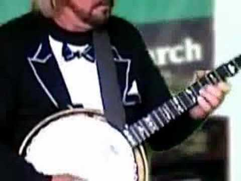 "Irish banjo tune ""the Masons Apron"