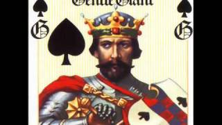 Gentle Giant - Cogs In Cogs - The Power And Glory (1974)