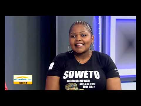 Marilyn Cooper, Lumka Dlomo on Annual Soweto Wine Festival