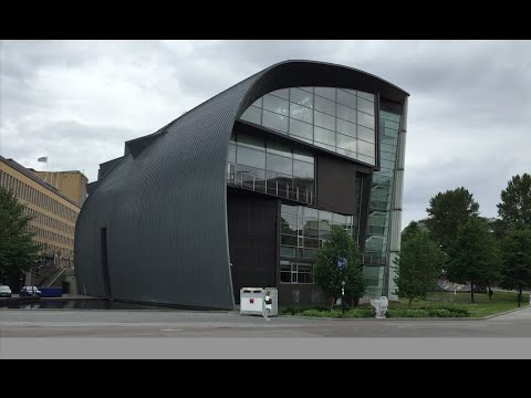 Kiasma, Museum of Contemporary Art (Helsinki, Finland)