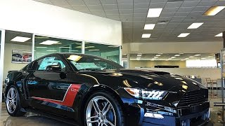 ford mustang roush stage iii 670 hp lithia ford lincoln of fresno