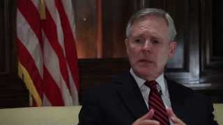 U-T San Diego News exclusive interview with Ray Mabus, U.S. Navy Secretary