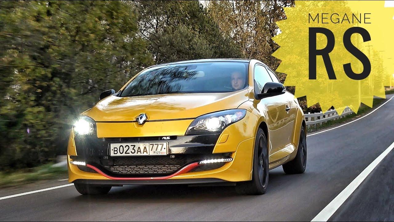 ЛУЧШИЙ в тайматаке — СКУЧНЫЙ в жизни. Не то, что вы ожидали про Renault Megane RS