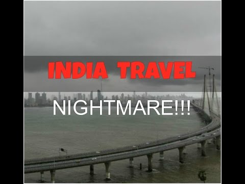 INDIA TRAVEL| MUMBAI + GOA | GET ME OUT OF HERE!!!!