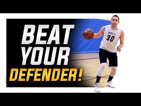 Easy Basketball Moves to Get Past Your Defender: Best Basketball Moves