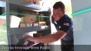 Appliance Repair Service Call