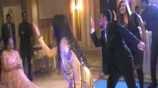 Zor ka jhatka choreographed by Deepshikha Arora for a wedding event in Delhi 2011
