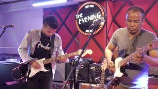 QUIET STORM || HARD HEARTED WOMAN (original) || live at the Evening Club, Shillong.