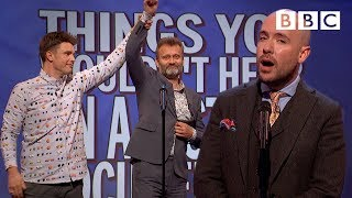 Things you wouldn't hear on a history documentary | Mock The Week - BBC