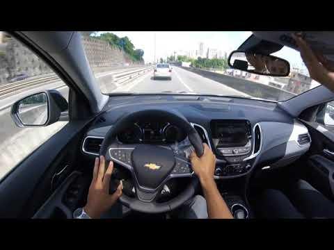 Teste Chevrolet Equinox - Anda muito!