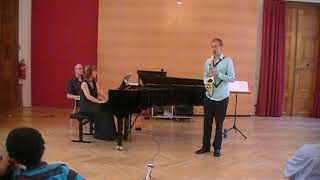 F. Decruck – Sonata in C# (fourth movement) | Michael Krenn & Eugenia Radoslava