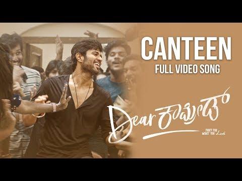 canteen-video-song---dear-comrade-|-kannada-|-vijay-deverakonda-|-rashmika-|-bharat-kamma