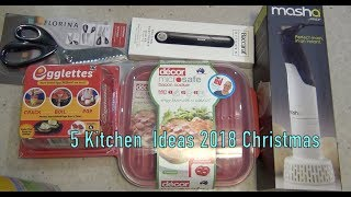 Unboxing & Review of 5 new kitchen gadgets that won