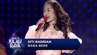 Gambar cover Semua Nyanyi Bareng! Siti Badriah [BARA BERE] - Road To Kilau Raya (23/9)