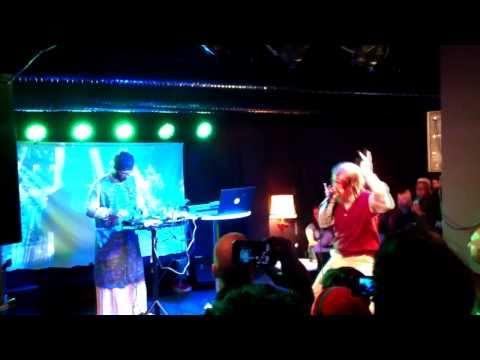The Toilet & Ljudit Andersson LIVE @ The International Filmfestival, Göteborg, Sweden, 2011-02-05