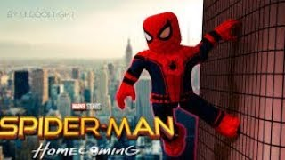 roblox spiderman with spiderman suit
