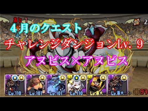 9 チャレンジ ダンジョン