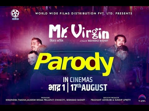 Mr.Virgin | New Nepali Movie Trailer Parody