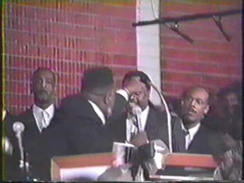Rev. Timothy Wright (James Cleveland's funeral)