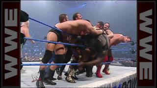 20 Man Battle Royal for the vacant World Heavyweight Title  SmackDown, July 20, 2007