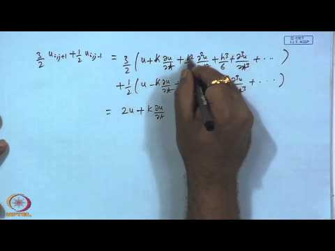 Mod-26 Lec-26 Consistency, Stability and Convergence