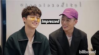 iKON SPEAKING FUNNY ENGLISH/TRY NOT TO LAUGH