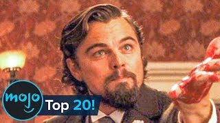 Top 20 Improvised Movie Moments