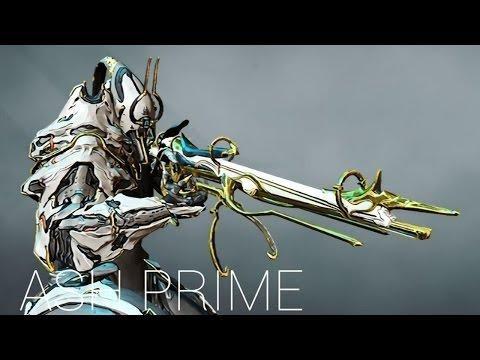 warframe ash prime or oberon prime melee 20 combat
