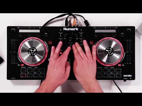 How to DJ for Beginner DJs with the Numark Mix Track Pro 3 DJ Controller #dj #trance