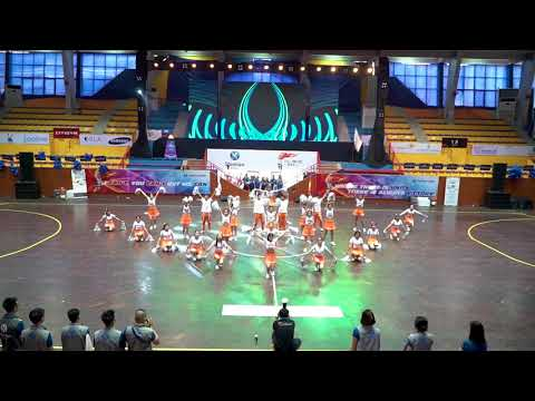 SHINHAN OLYMPIC 2019 - NORTHERN FINAL ROUND - CHEER DANCE NORTH 3