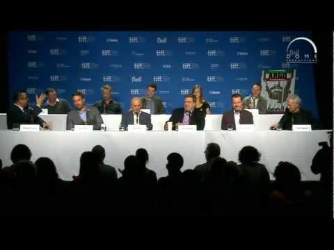 ARGO Press Conference   Festival 2012