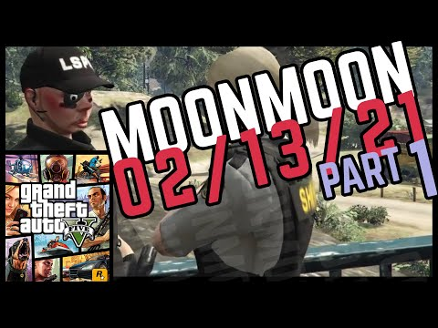 [02-13-21] MOONMOON - Cadet L. Hawk Stops the Steal(ing of other people's property)