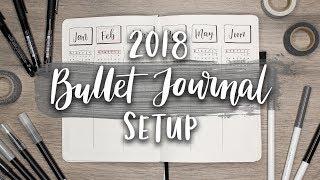 Video My Bullet Journal Setup 2018 download MP3, 3GP, MP4, WEBM, AVI, FLV Juli 2018
