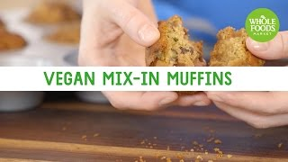 Vegan Mix-In Muffins  Freshly Made  Whole Foods Market