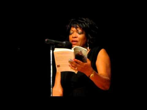 """Rita Dove reads her poem """"American Smooth"""""""