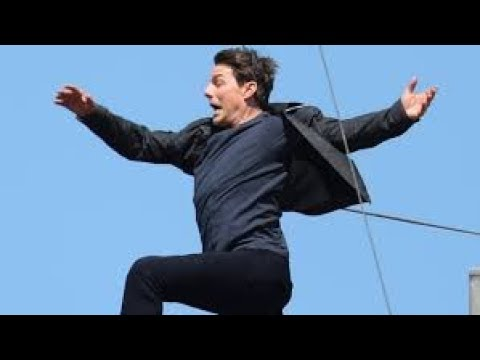 Tom Cruise Injured While Filming Stunt on 'Mission  Impossible 6' Set