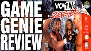 WCW/NWO Revenge (N64) Review | MichaelBtheGameGenie