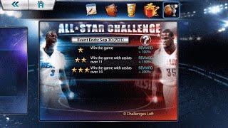 NBA All Net - All Star Challenge | Over 6,000 Diamonds Spent!
