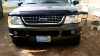 2002 Ford Explorer Limited With Remote Start By Bulldog Security