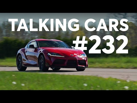 2020 Toyota Supra Test Results; Confusing Names for Safety Features | Talking Cars #232