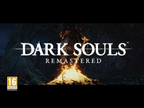 Dark Souls Remastered Switch Announcement Trailer