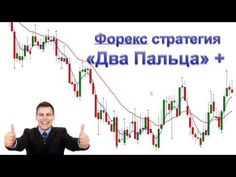 Форекс стратегия Два Пальца + своя версия.➤